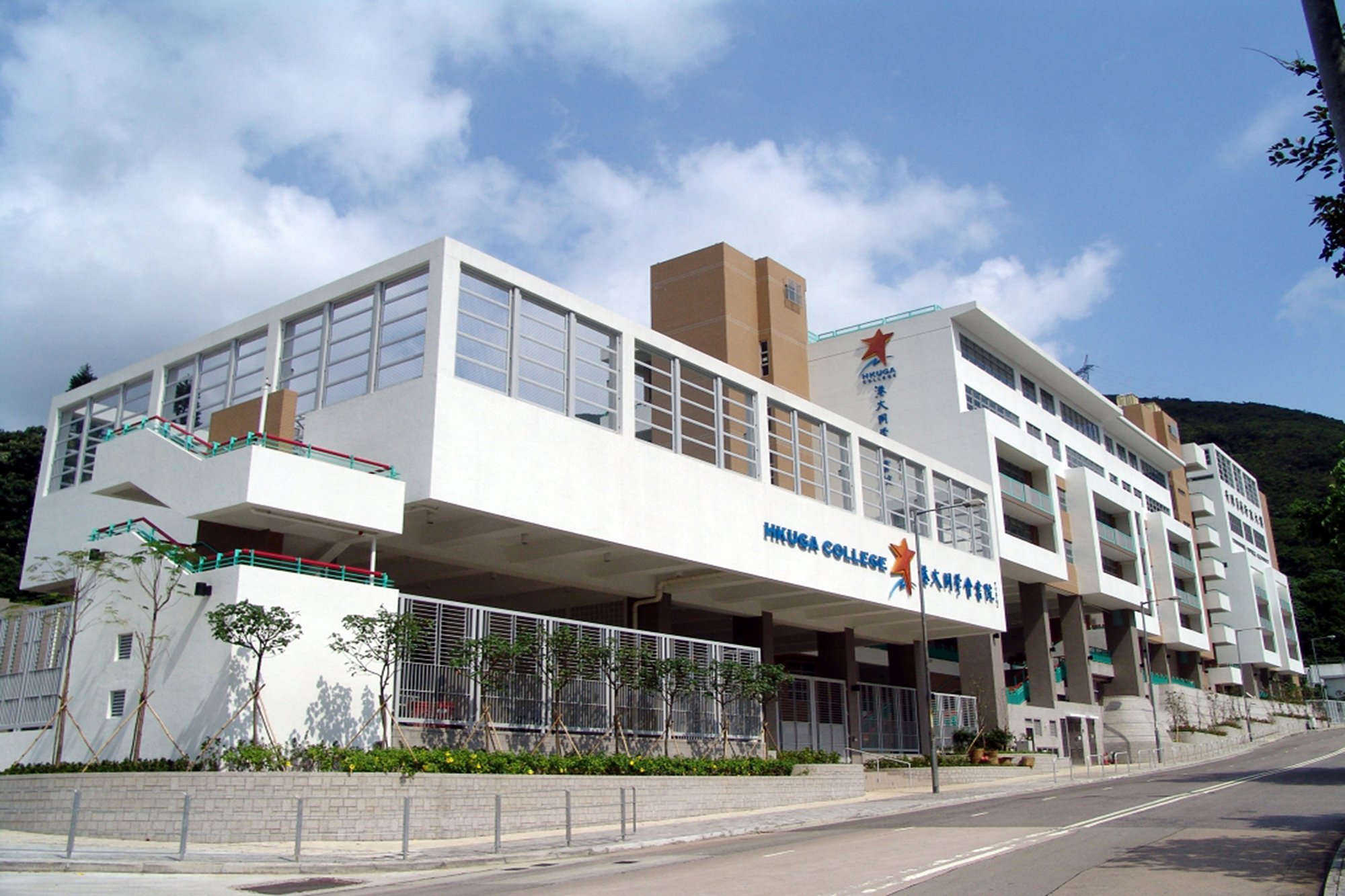 HKUGA school2